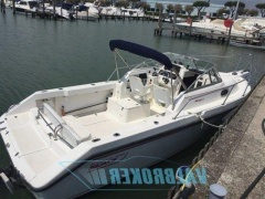 Boston Whaler 235 Conquest Imbarcazione Sportiva