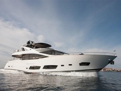 Sunseeker 28 Metre Yacht Flybridge