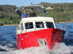 Linssen 32 SL Hausboot