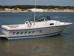 Bayliner Trophy 2052 Fd Imbarcazione Sportiva