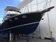Bertram Yacht 38' Convertible Flybridge Yacht