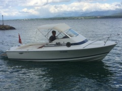 Riva Bertram 20 Bahia mar Pilothouse