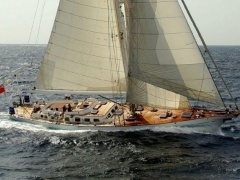 Jacobsson Brothers 24M SY CAPRICE Yacht a Vela
