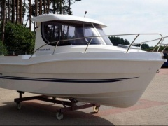 Werftbau Pilothouse 580 Megan Kabinenboot