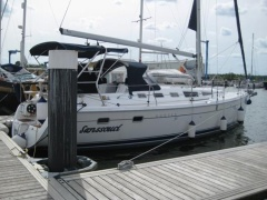 Hunter 38 Yacht a Vela