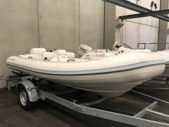 Williams 445Jeet Schlauchboot