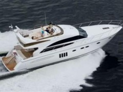 Princess 62 Fly Flybridge Yacht