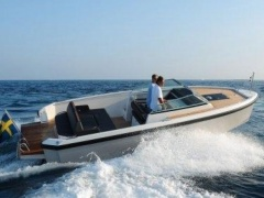 Delta Powerboats 26 Open Cuddy Cabin