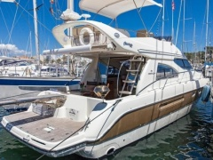 Cranchi Atlantique 40 Fly Flybridge Yacht