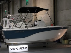 Sea Fox 206 Center Console Sportboot
