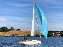 Mustang 616 Match Race, Special A Chiglia