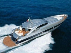 Pershing 88ft Yacht a Motore