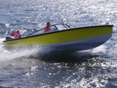 Draco 27 Rs Speedboot