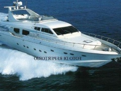 Posillipo Technema 80 Flybridge Yacht