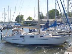 HR HR31 Monsun Segelyacht