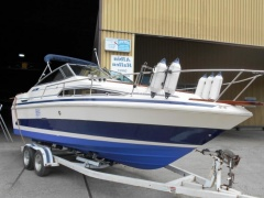 Sea Ray 230 OW Deckboot