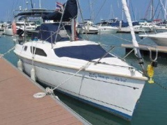 Marlow-Hunter Hunter 25 Bj. 09 Top Preis!!! Kielboot