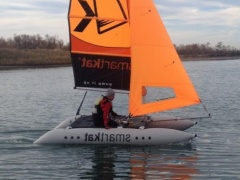 Smartkat Adventure Sailing dinghy