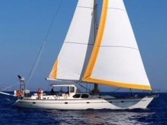 Tayang Yachts Ltd Tayana 58 Astraea of L Segelyacht