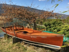 Rohn Boot Rundspant-Schalupe Rowing Boat