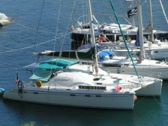 Alliaura Privilege 465 Catamaran