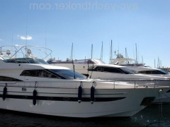 Astondoa 72 Flybridge Yacht