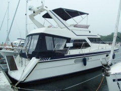 Neptunus 129 Fly Flybridge Yacht