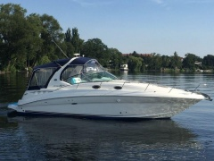 Sea Ray 355 Sundancer MOTOREN Motoryacht