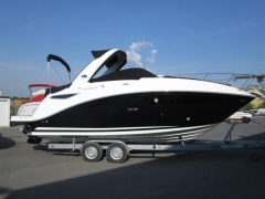 Sea Ray 265 DAE * auf Lager *-Diesel- Bodensee Kabinenboot