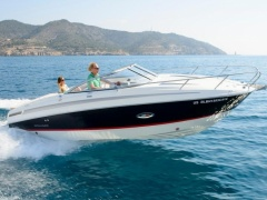 Bayliner 742 CU / 250 PS / Kat / Voll / Trailer Yacht a Motore