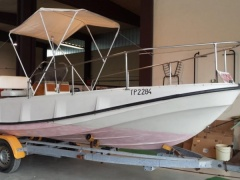 Boston Whaler outrage 22 ribbed