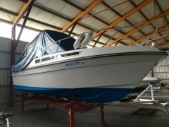 Windy 8600 MC Pilothouse