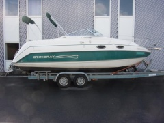 Stingray 240 CS Kabinenboot
