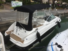 Sea Ray 240 / 245 DA Sundancer (2006) 5.0 MPI Sportboot