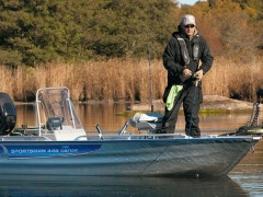 Linder 445 Sportsman Catch Fischerboot