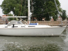 Westerly Oceanmaster 48 Sailing Yacht