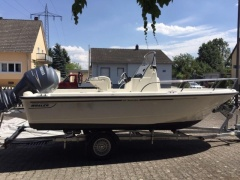 Boston Whaler 190 Nantucket Sportboot