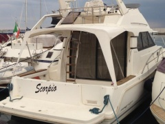 Faeton Moraga 1180fly Flybridge Yacht