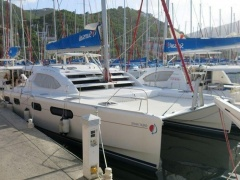 Robertson and Caine Leopard 46 Great Whi Catamarano