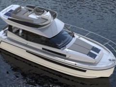 989 Platinum Flybridge Kabinenboot