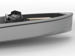 Rand Boats 24 Play OB Bowrider
