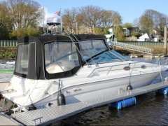 Sea Ray 270 Sundancer Kajütboot