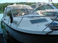 Princess 24 Pilothouse Boat