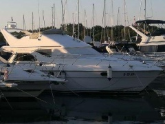 Princess 360 FLY Flybridge