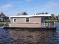 Houseboat 12m Woonboot
