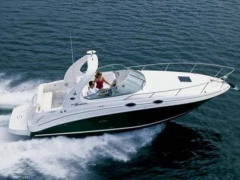 Sea Ray 315 Sundancer Cruiser Yacht