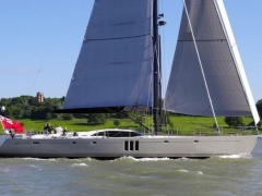 Oyster 725 Spirit of Phantom Segelyacht
