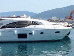 Princess 52 Fly- 2014 Flybridge Yacht
