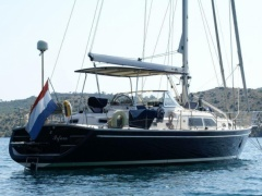 Island Packet 485 Segelyacht