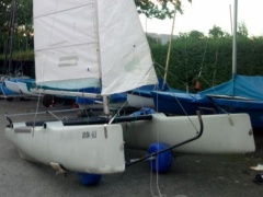 KL Nautic F18 Catamaran